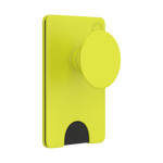 PopWallet+ Neon Yellow, PopSockets
