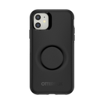 Otter + Pop Symmetry Series Case Black For  iPhone 11, PopSockets
