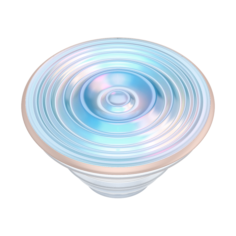 Ripple Opalescent Blue, PopSockets