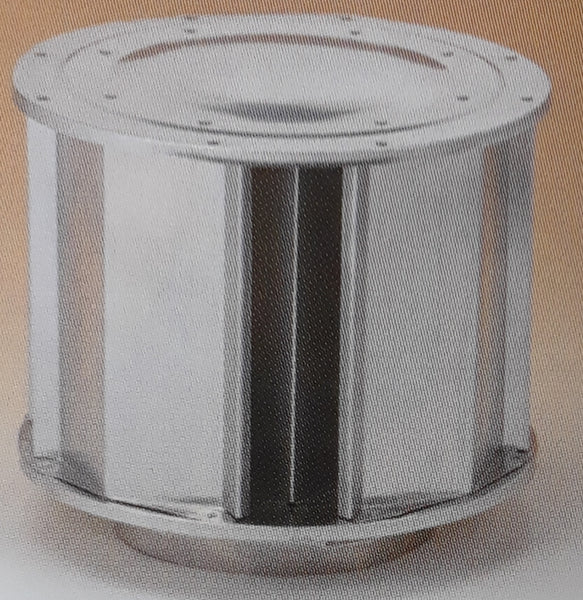 "DuraVent Type B Gas Vent 8"" Diameter"