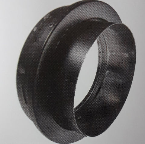 "DuraVent DVL Double-Wall Black StovePipe 8"" Diameter"