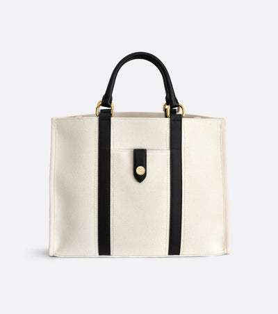 Dune tote bag in organic cotton
