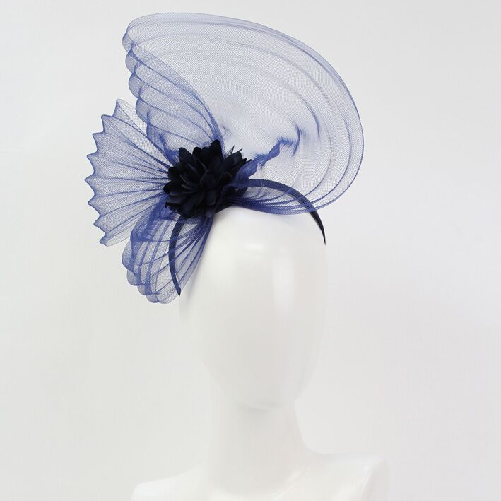 Jendi Tori Crinoline Fascinator in Various Colours