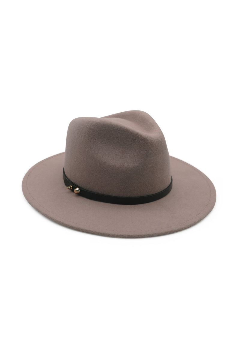 Ace of Something Oslo Fedora in Various Colours