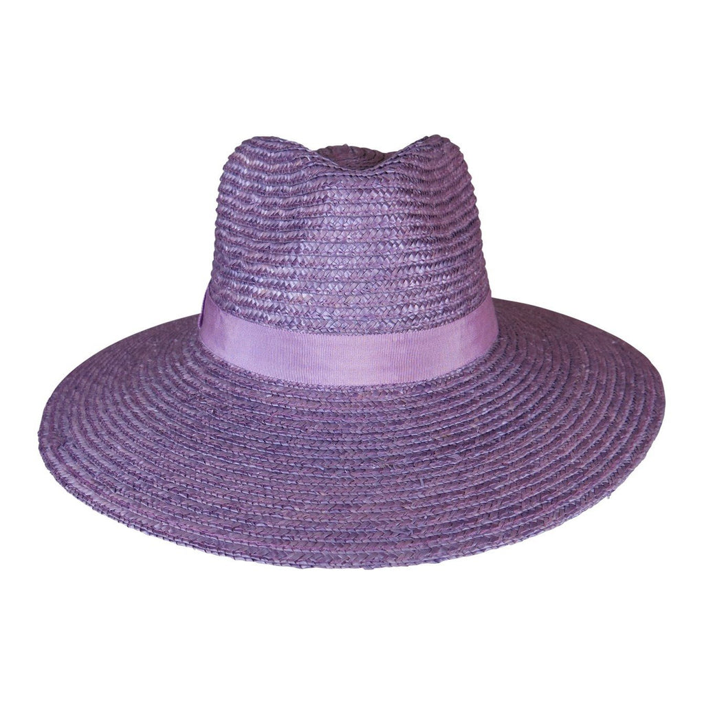 Ace of Something Bologna Frosted Violet Fedora
