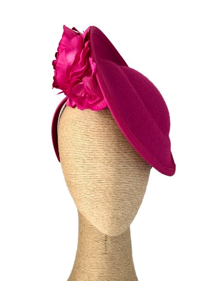 The Fillies Collection Emma Felt Hat in various colours