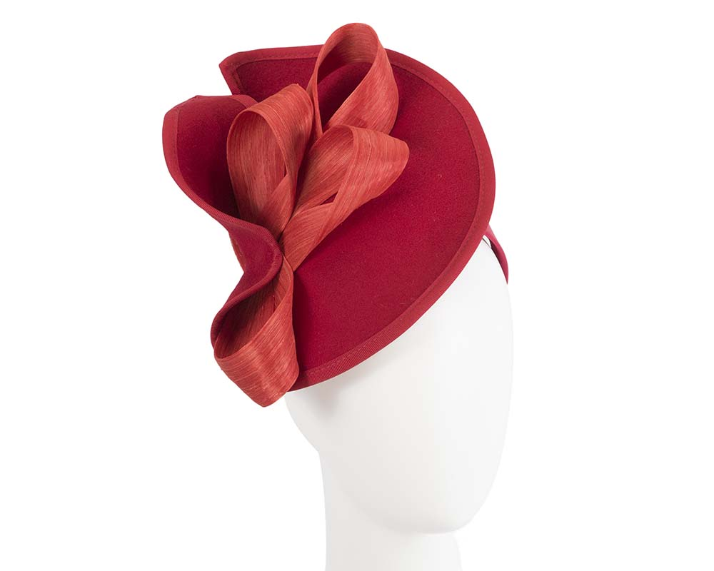 The Fillies Collection Iris Felt Headpiece in various colours