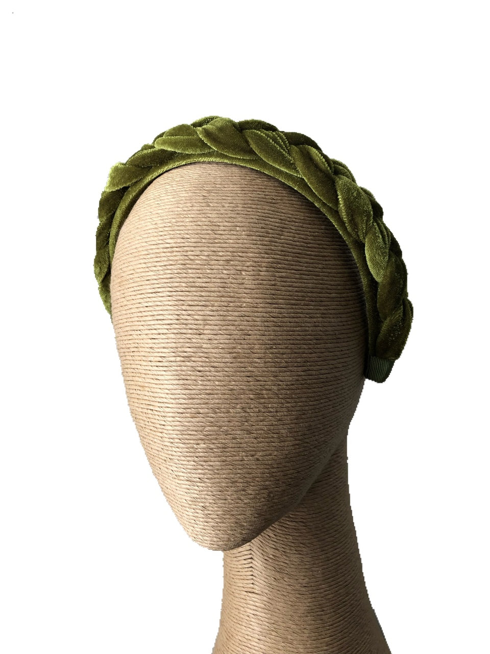 Morgan & Taylor Persia Headband in Olive
