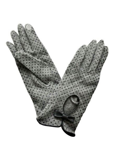Morgan and Taylor Pippa Gloves in Grey