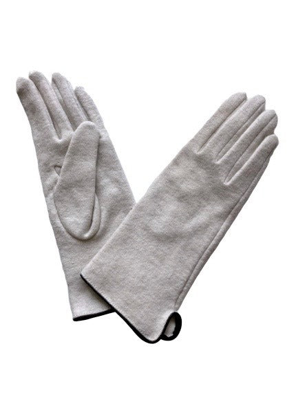 Morgan and Taylor Georgia Gloves in Ivory or Navy
