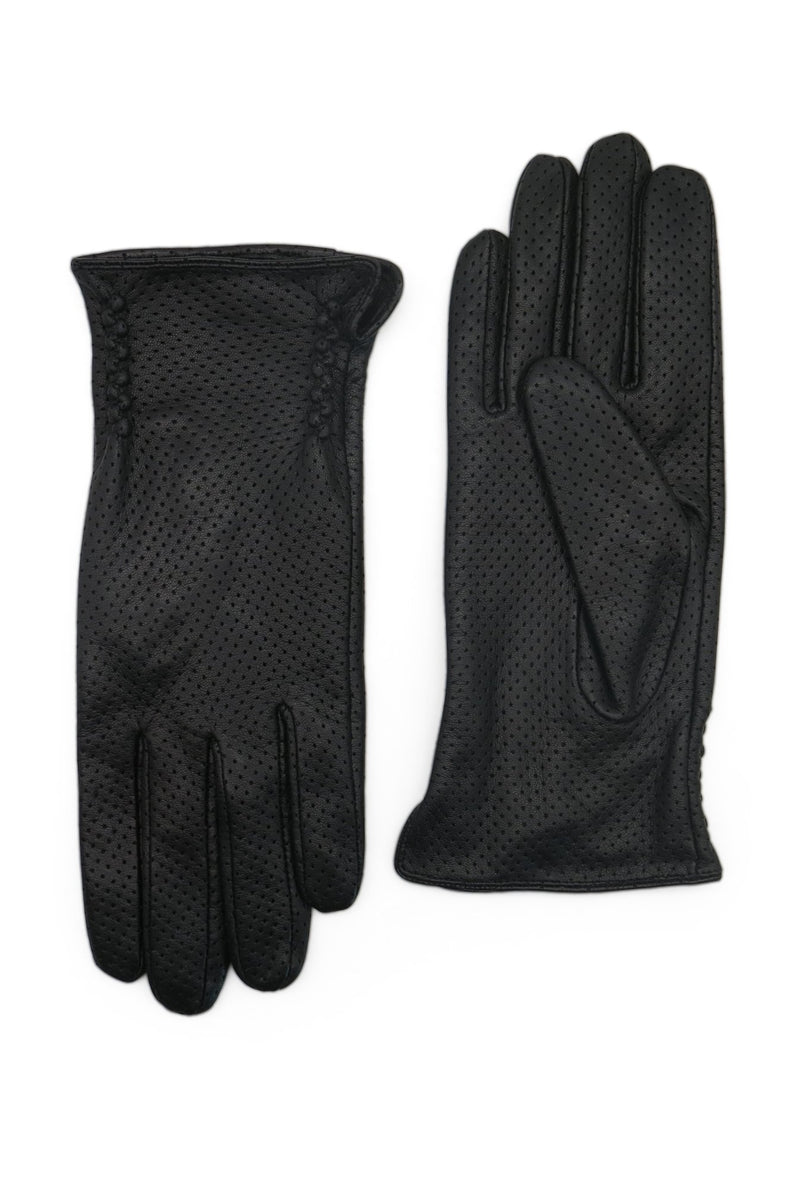 Morgan and Taylor Georgia Leather Gloves in various colours
