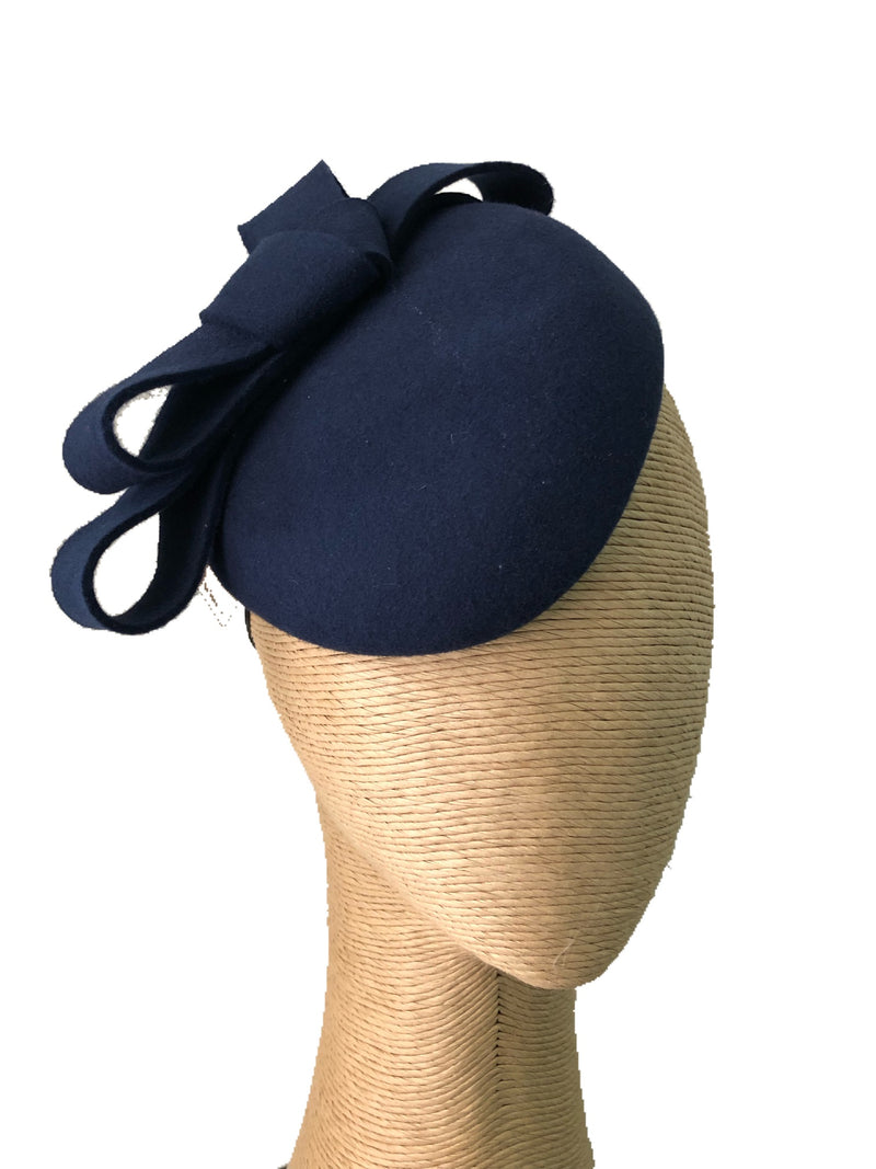 Max Alexander Marley Hat in Navy