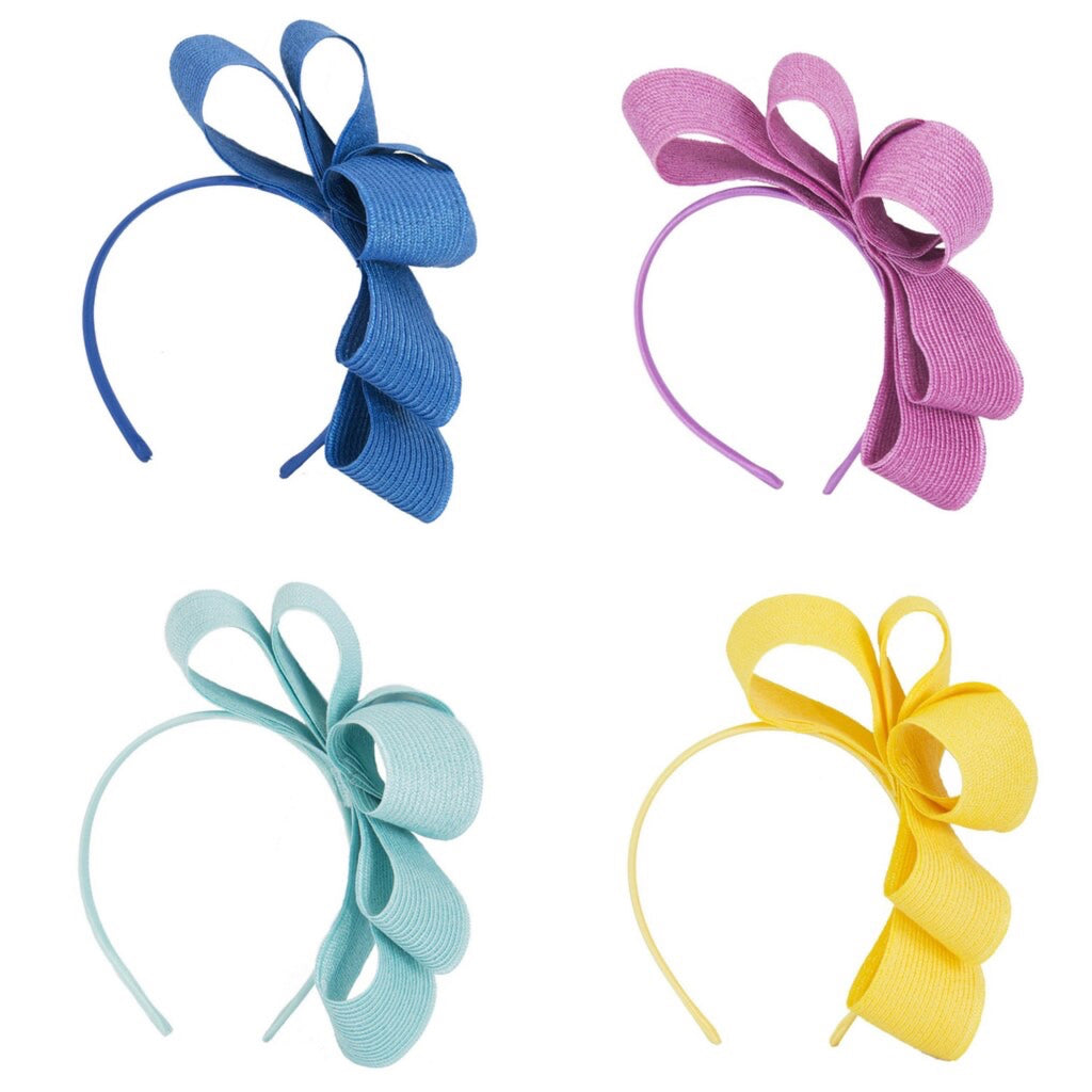 Max Alexander Melody Folded Bow Headpiece
