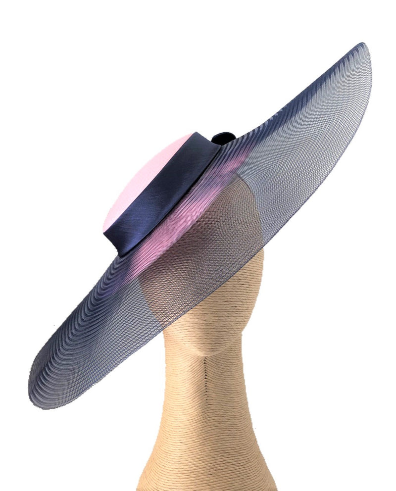 The Fillies Collection Kendall Hat with a Ribbon