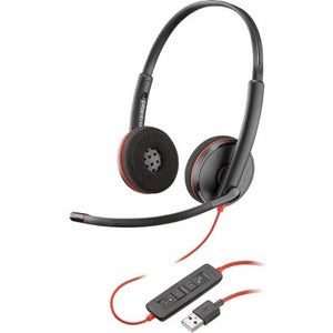 Plantronics Blackwire C3220 Headset - CGtechs