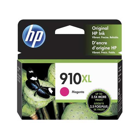 HP 910XL Original Ink Cartridge - Magenta- Inkjet - 825 Pages - CGtechs