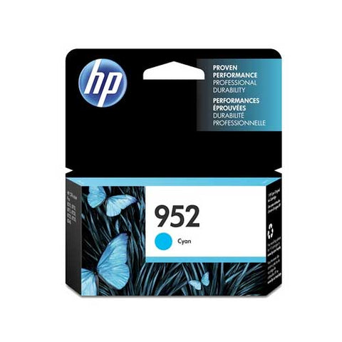HP 952 Original Ink Cartridge - Cyan- Inkjet - 700 Pages - CGtechs