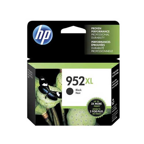 HP 952XL Original Ink Cartridge - Black- Inkjet - 2000 Pages - CGtechs