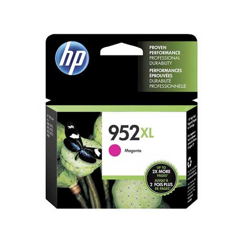 HP 952XL Original Ink Cartridge - Magenta- Inkjet - 1600 Pages - CGtechs