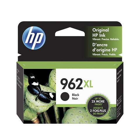 HP 962XL Original Ink Cartridge - Black- Inkjet - 2000 Pages - CGtechs