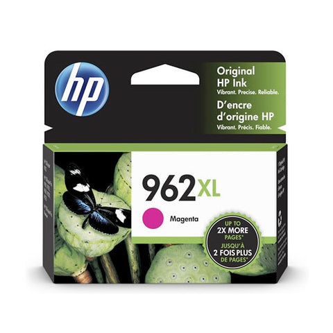 HP 962XL Original Ink Cartridge - Magenta - Inkjet - 1600 Pages - CGtechs