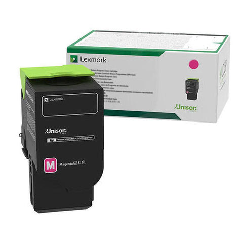 Lexmark C2310M0 Toner Cartridge - Magenta - 1000 Pages - CGtechs
