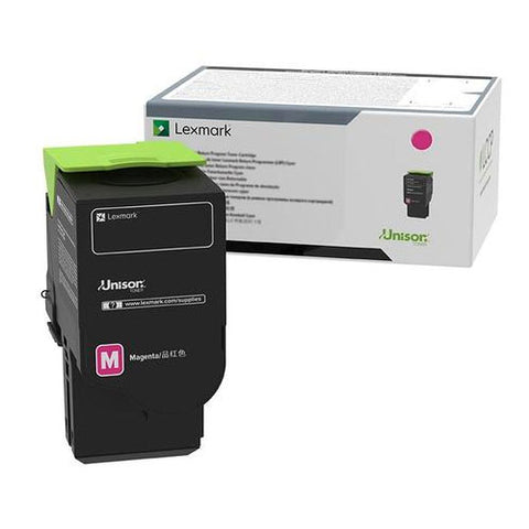 Lexmark C241XM0 Toner Cartridge - Magenta - 3500 Pages - CGtechs