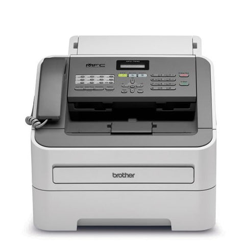 Brother MFC-7240 Laser Multifunction Printer - Monochrome - CGtechs