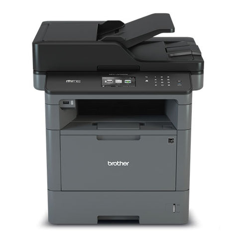 Brother MFC-L5700DW Laser Multifunction Printer - Monochrome - CGtechs