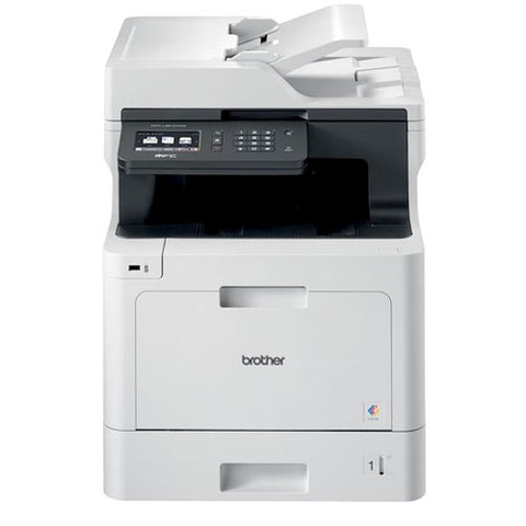 Brother MFC-L8610CDW Laser Multifunction Printer - Color - CGtechs
