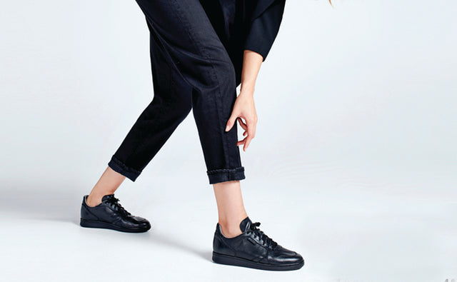 FRANKIE4: HEALTHIER FOOTWEAR FOR HEALTH PROFESSIONALS
