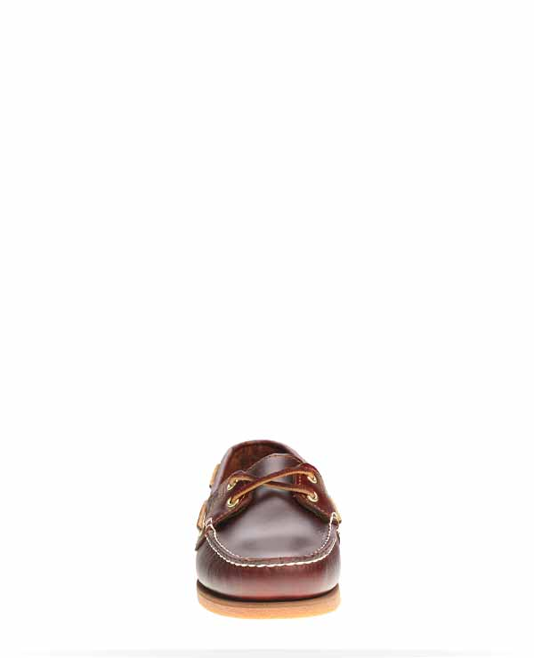 Classic Boat Amherst 2-Eye Boat Shoes