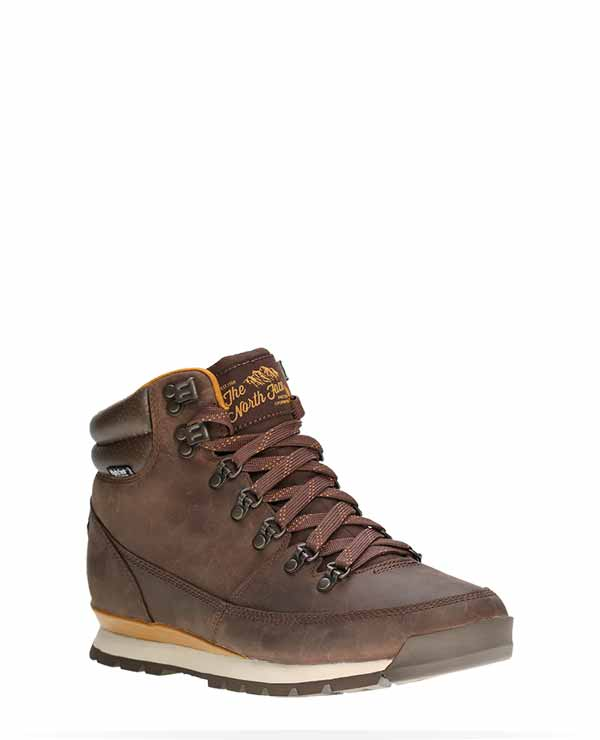 Back-To-Berkeley Redux Leather Boot