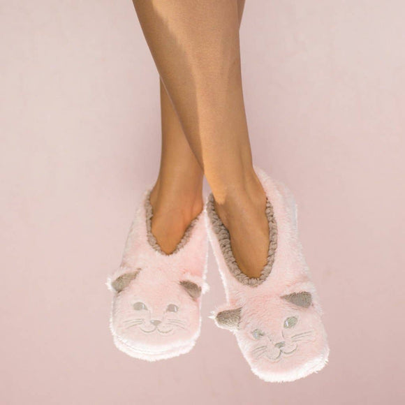 Cat Naps Footsies - Pink Julep Boutique