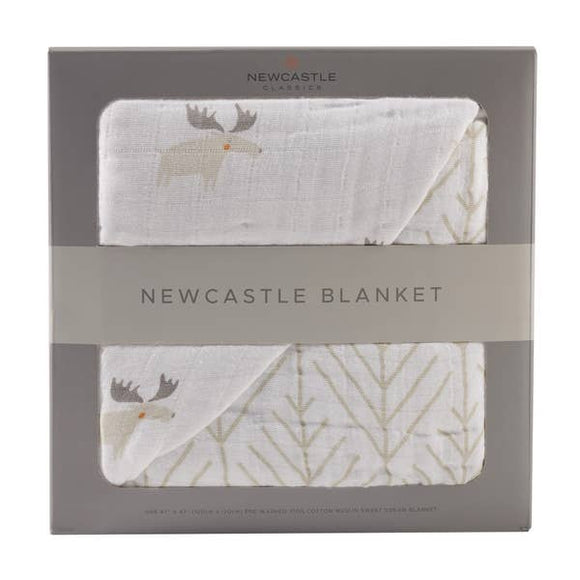 Mister Moose Newcastle Blanket