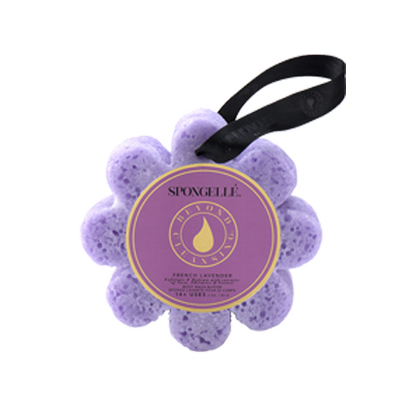 Spongellé - French Lavender Wild Flower - Pink Julep Boutique