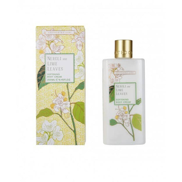 McArdle & Co - Neroli & Lime Leaves 250ml Body Cream - Pink Julep Boutique