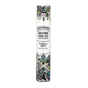 Poo-Pourri Go on the Go Spray 10ml in Vanilla Mint - Pink Julep Boutique