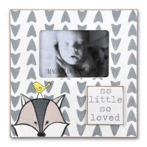 So Little So Loved Frame