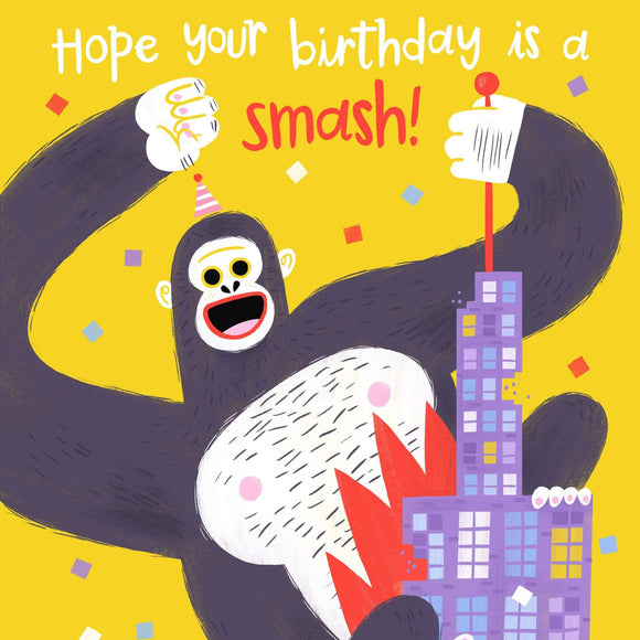 Birthday Smash Card - Pink Julep Boutique