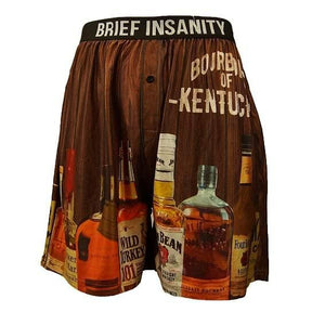 Bourbons Of Kentucky Boxers Shorts - Pink Julep Boutique
