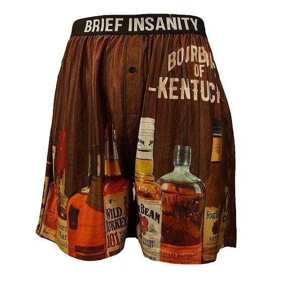 Bourbons Of Kentucky Boxers Shorts