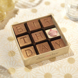 Birthday Chocolate Box - Pink Julep Boutique