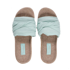 Bamboo Hemp Slides - Pink Julep Boutique