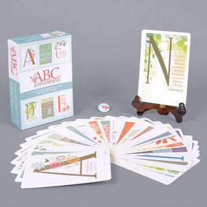 ABC Scripture Card Set