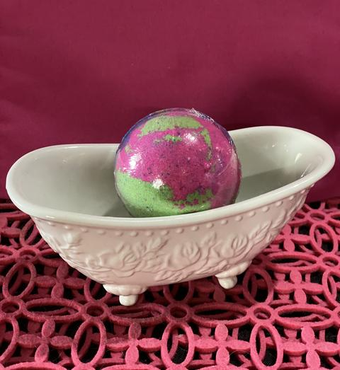 Waikiki Coconut Beach Bath Bomb - Pink Julep Boutique