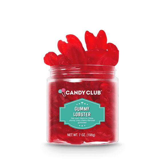 Candy Club - Gummy Lobster - Pink Julep Boutique