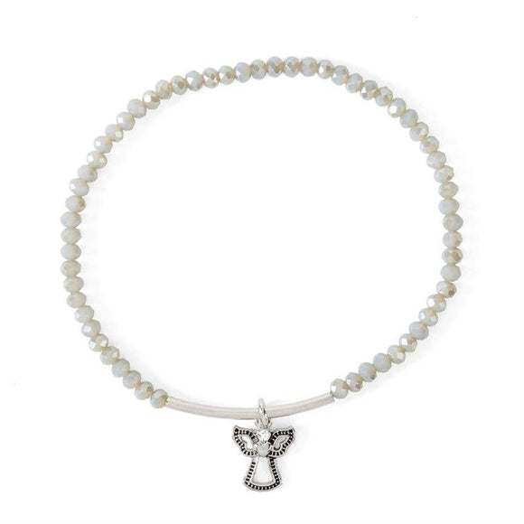 My Guardian Angel Bracelet - Pink Julep Boutique