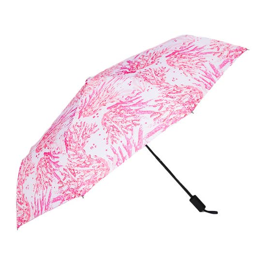 Misty Pink Umbrella - Pink Julep Boutique