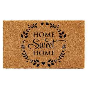 Sweet Wreath Doormat